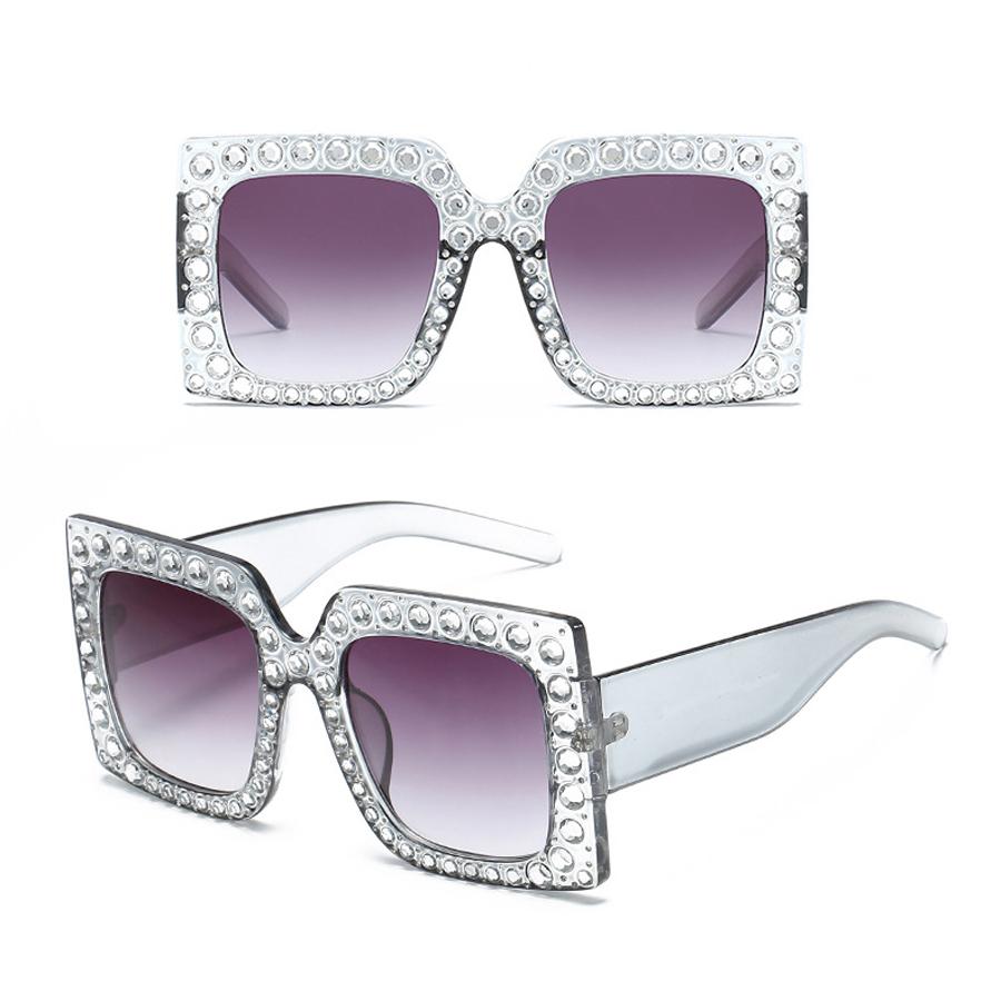 88a1e35650a ... Designer Glasses Big Frame Crystal Square Diamonds Oversize Sunglasses  uv400. View the full image · View the full image · View the full image ·  View the ...