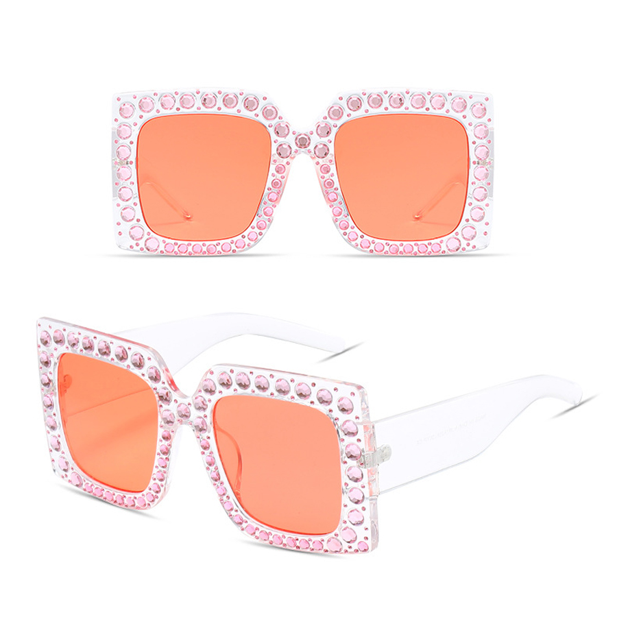 0a64270398f Quality Fashion Women Sunglasses Italy Brand Designer Glasses Big ...